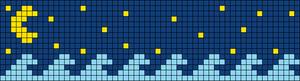 Alpha pattern #87925