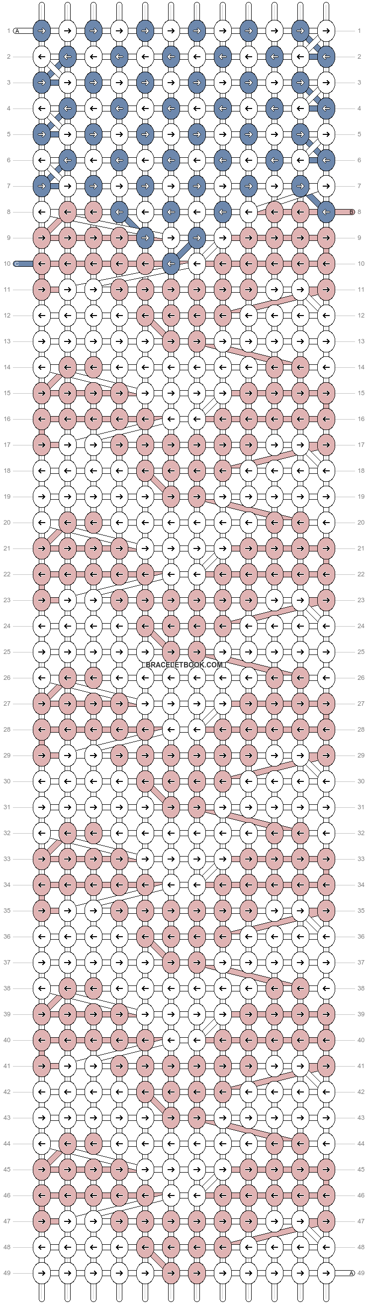 Alpha pattern #87934 pattern