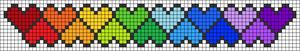 Alpha pattern #87972