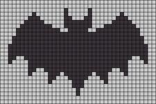 Alpha pattern #87979