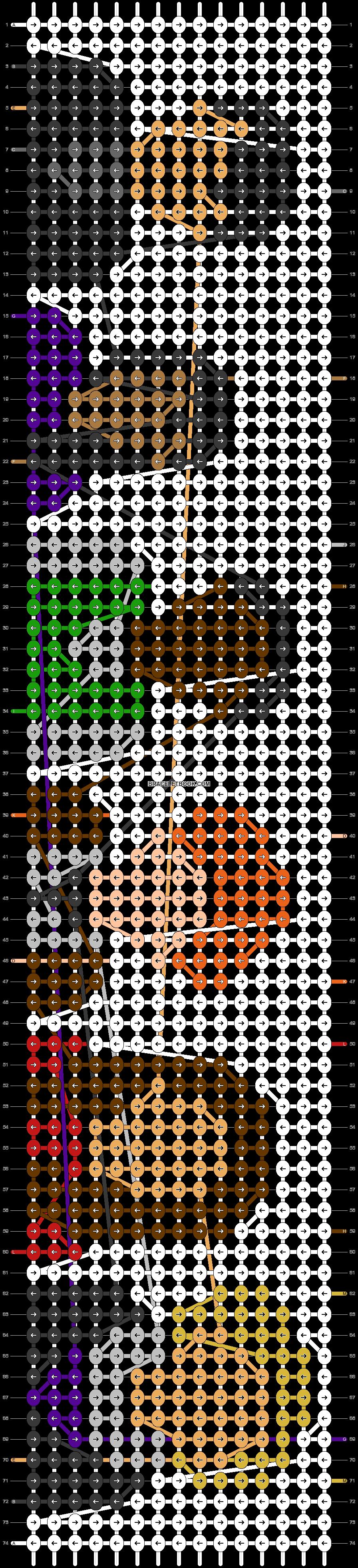 Alpha pattern #87983 pattern