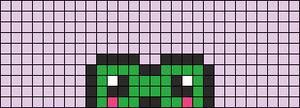 Alpha pattern #87989