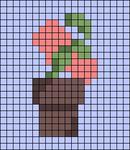 Alpha pattern #88001