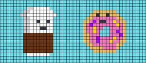 Alpha pattern #88008