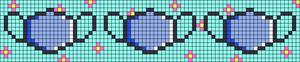 Alpha pattern #88016