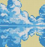 Alpha pattern #88025