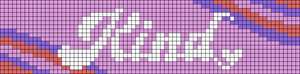 Alpha pattern #88031