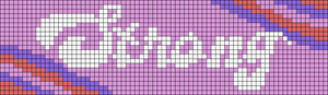 Alpha pattern #88032