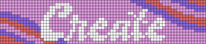 Alpha pattern #88034