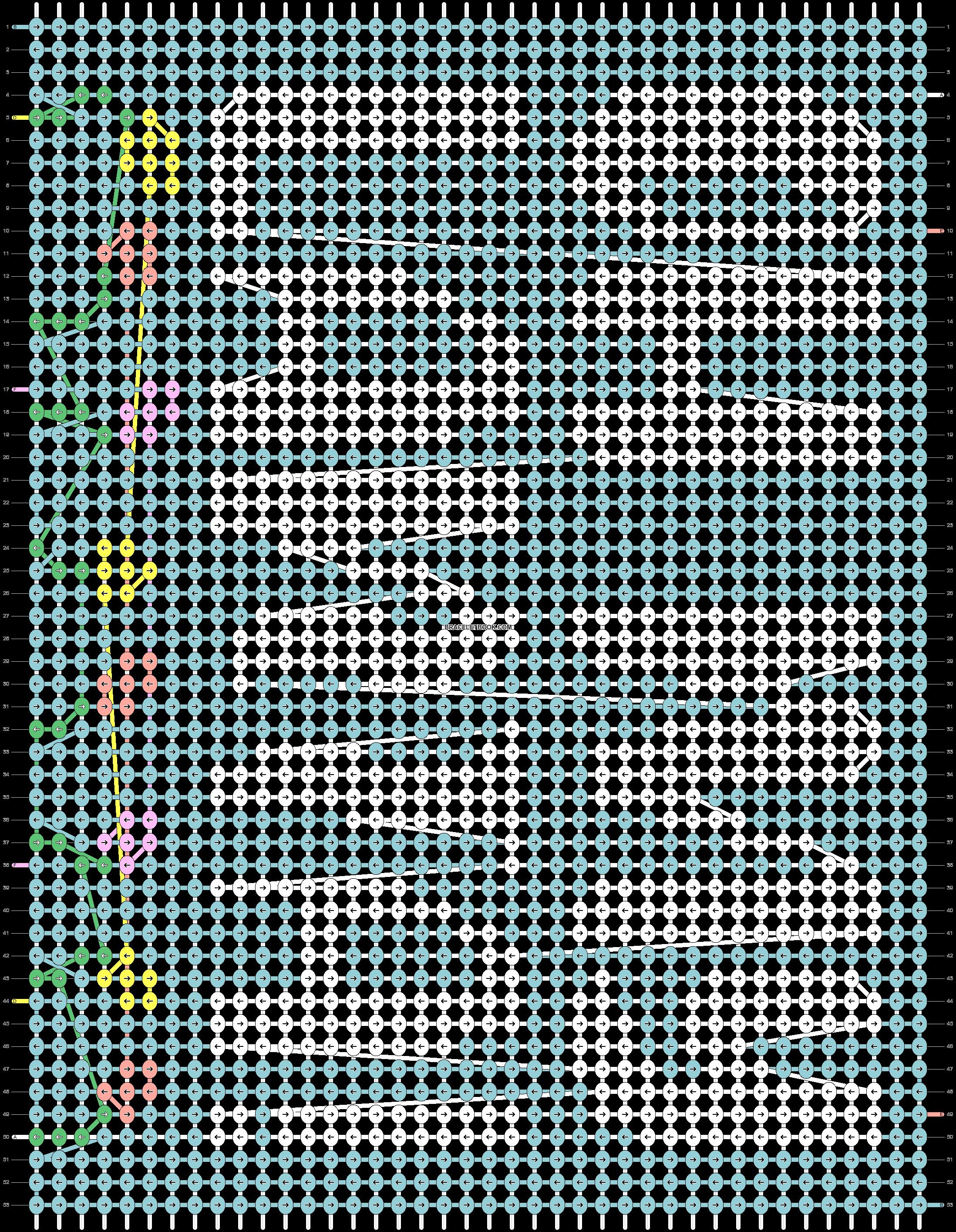 Alpha pattern #88059 pattern