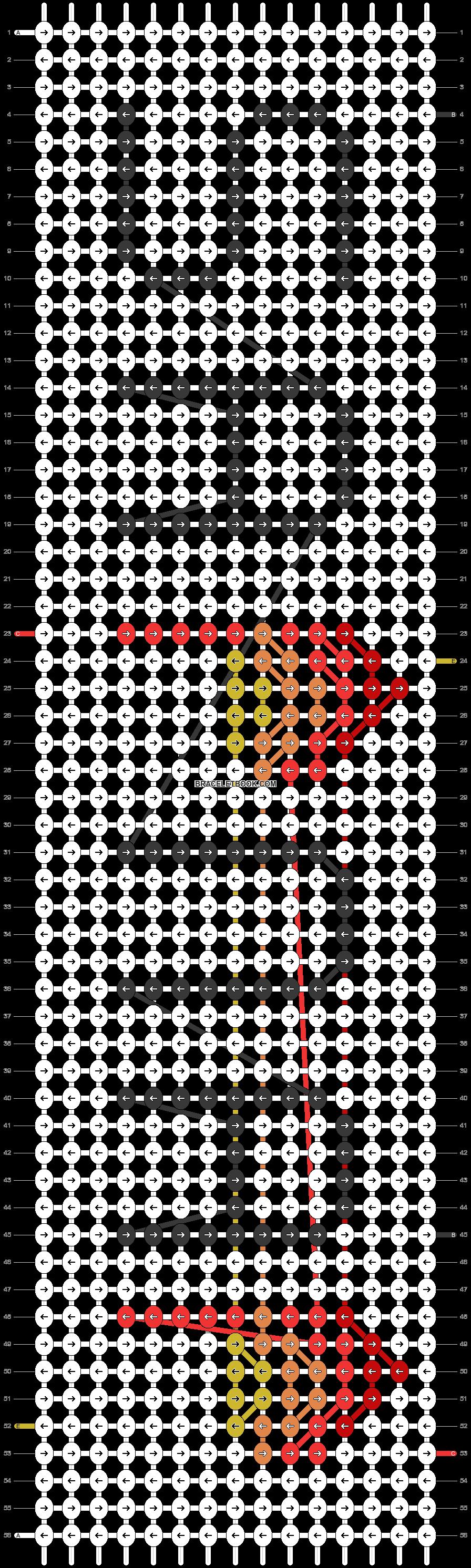 Alpha pattern #88069 pattern