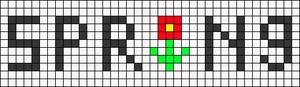 Alpha pattern #88082