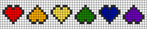 Alpha pattern #88097