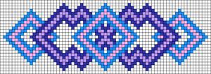 Alpha pattern #88099