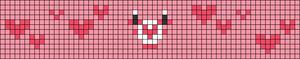 Alpha pattern #88122
