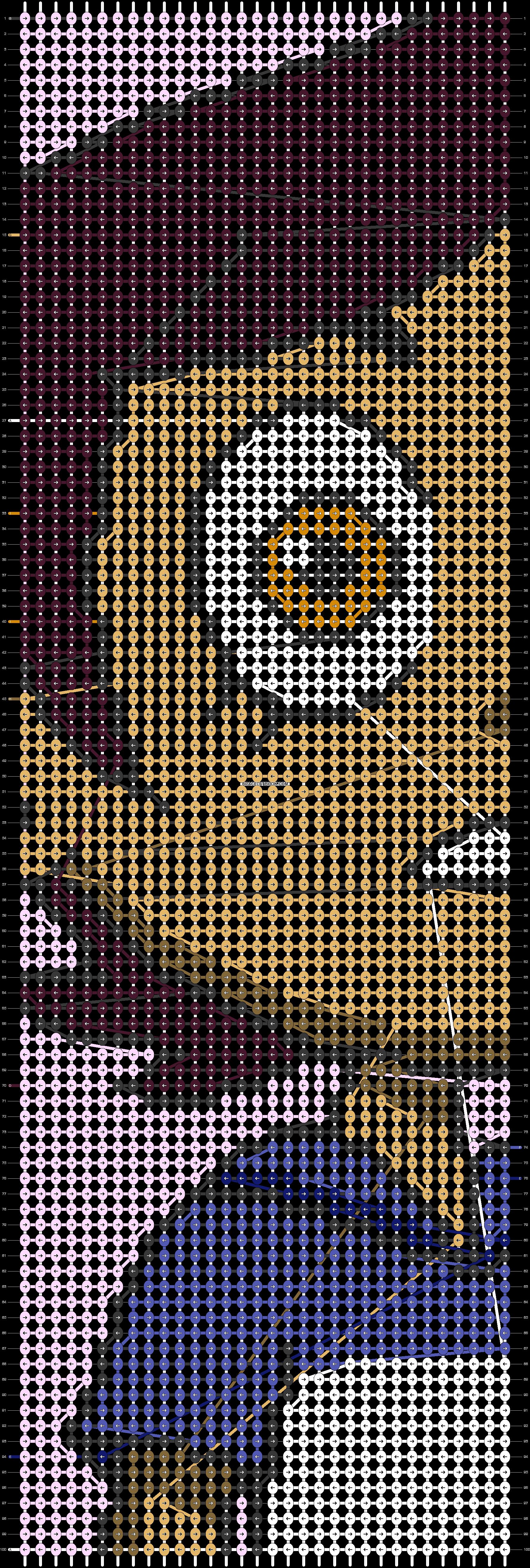 Alpha pattern #88149 pattern