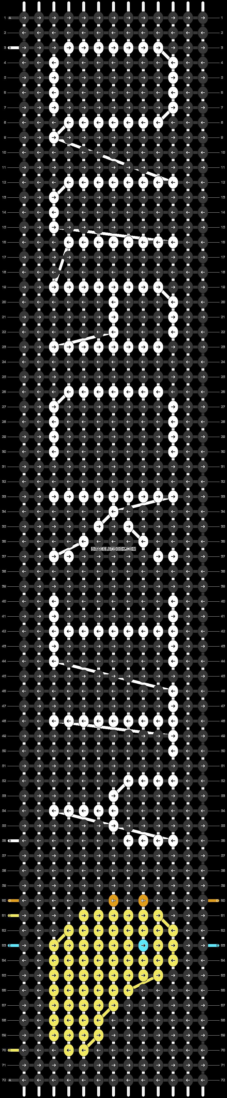 Alpha pattern #88151 pattern