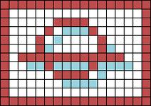 Alpha pattern #88153