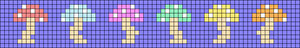 Alpha pattern #88160