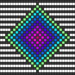 Alpha pattern #88162
