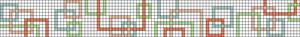 Alpha pattern #88181