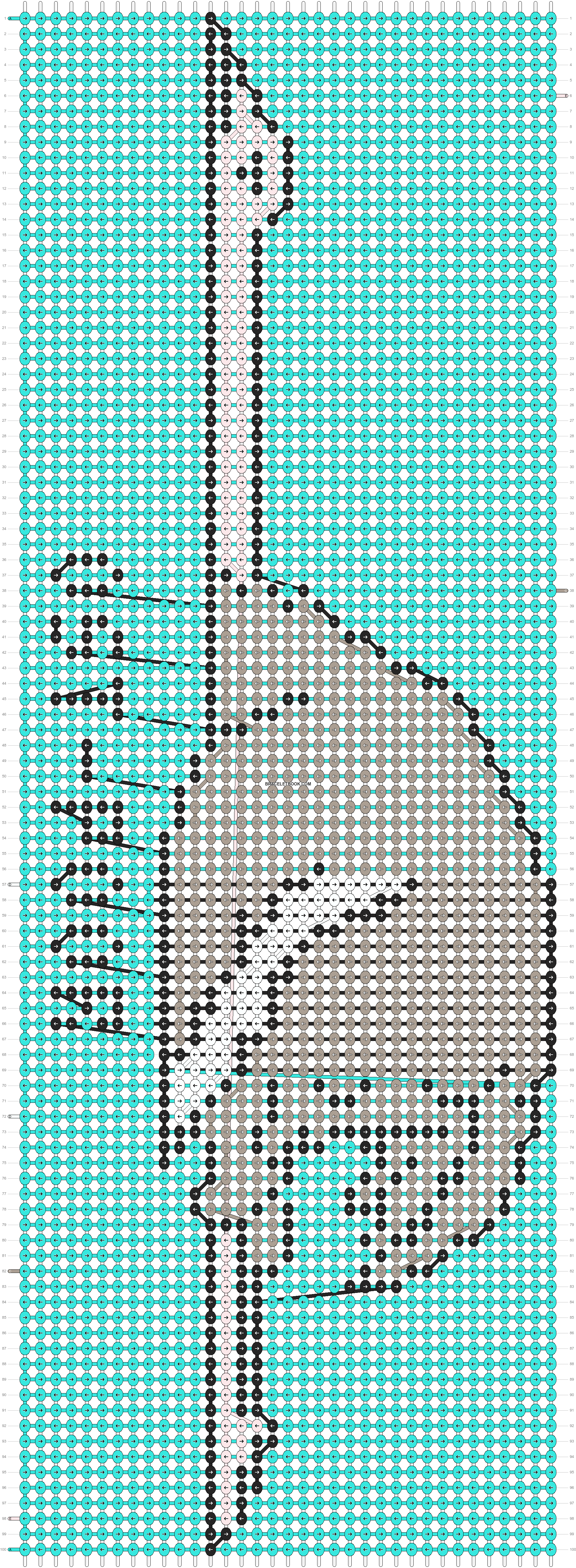 Alpha pattern #88185 pattern