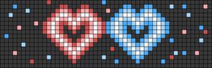 Alpha pattern #88205