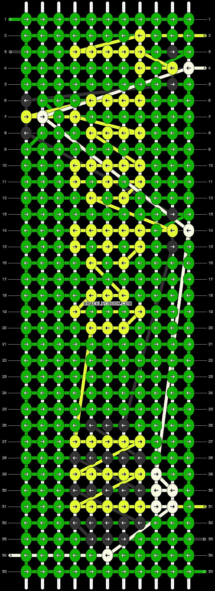 Alpha pattern #88211 pattern