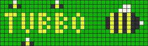 Alpha pattern #88211