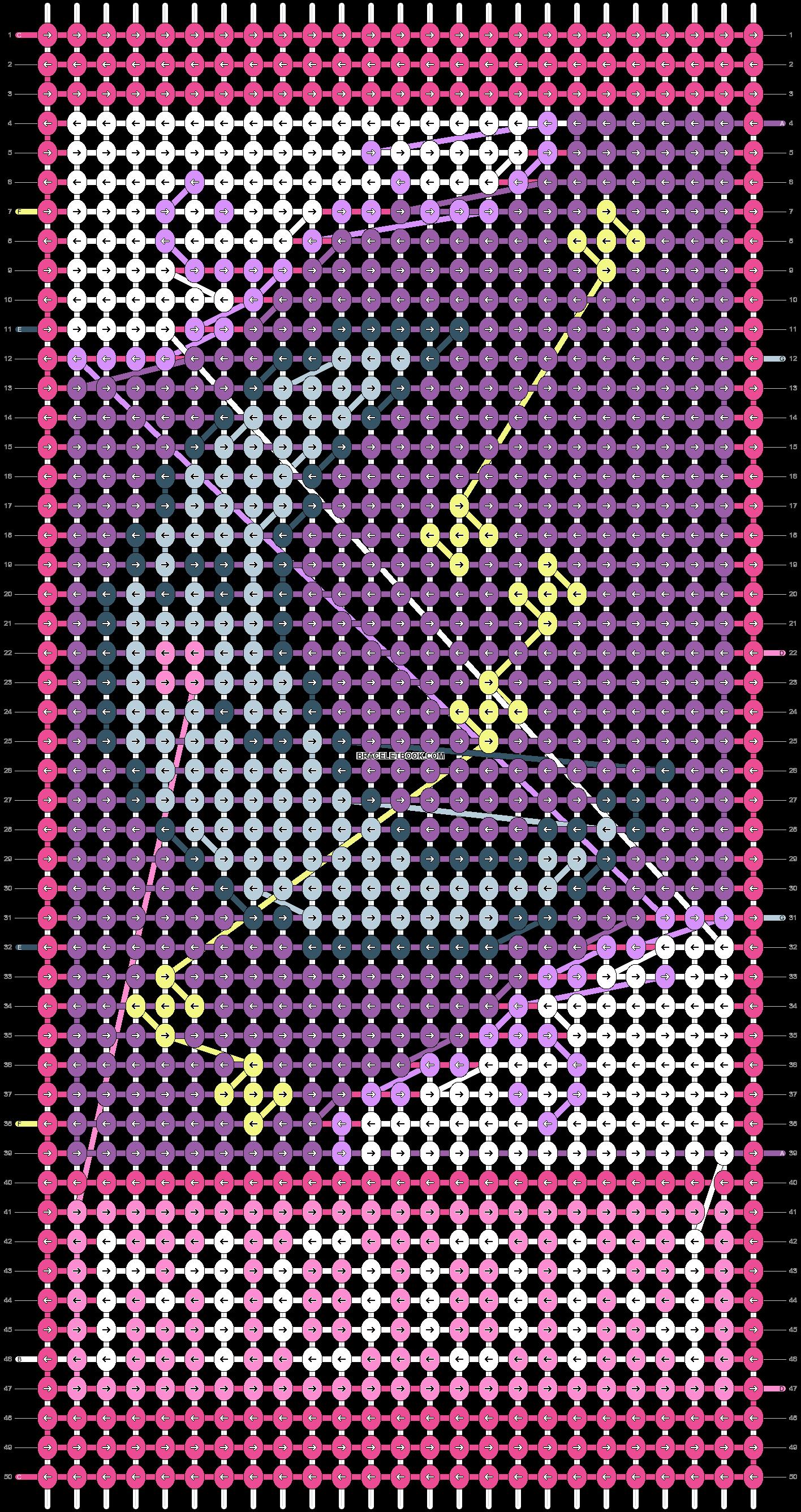 Alpha pattern #88212 pattern