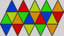 Alpha pattern #88223