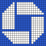 Alpha pattern #88233