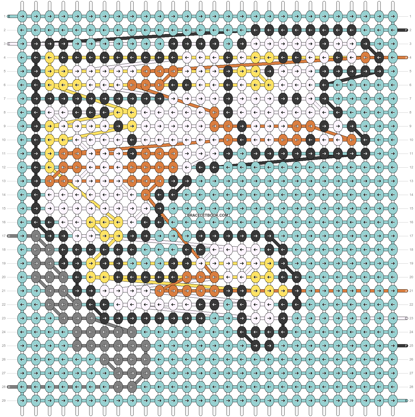 Alpha pattern #88236 pattern
