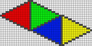 Alpha pattern #88238