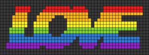 Alpha pattern #88244