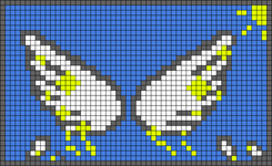 Alpha pattern #88257