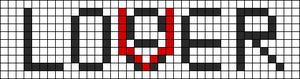 Alpha pattern #88258
