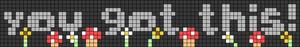 Alpha pattern #88261