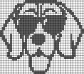 Alpha pattern #88265