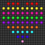 Alpha pattern #88266