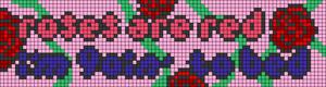 Alpha pattern #88274