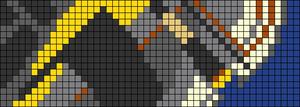 Alpha pattern #88277