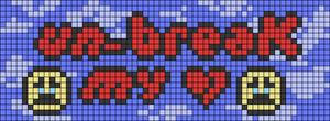Alpha pattern #88278