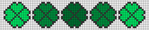 Alpha pattern #88282