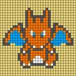 Alpha pattern #88288