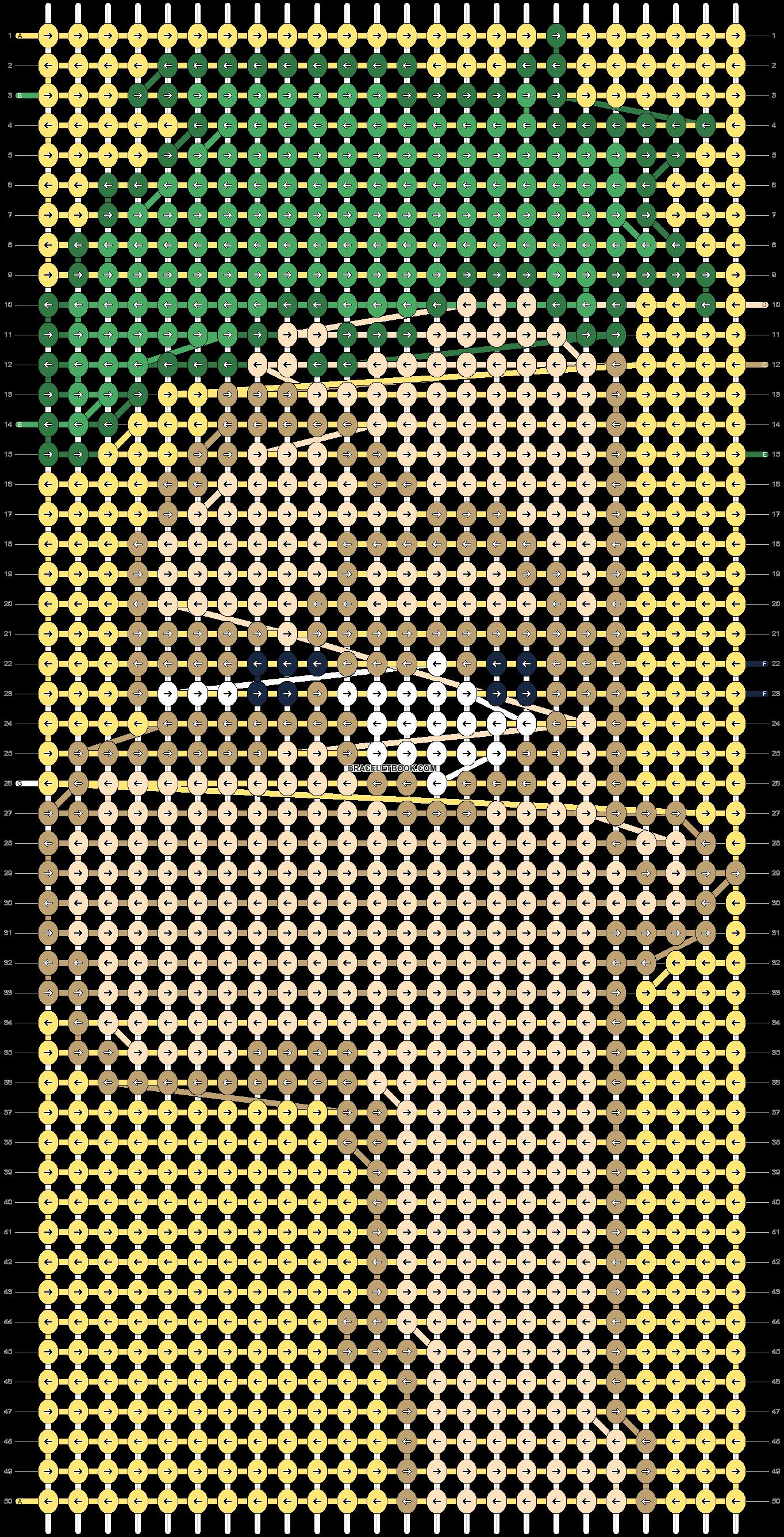 Alpha pattern #88292 pattern