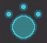 Alpha pattern #88299