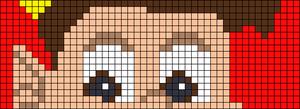 Alpha pattern #88302