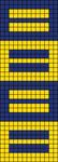 Alpha pattern #88315
