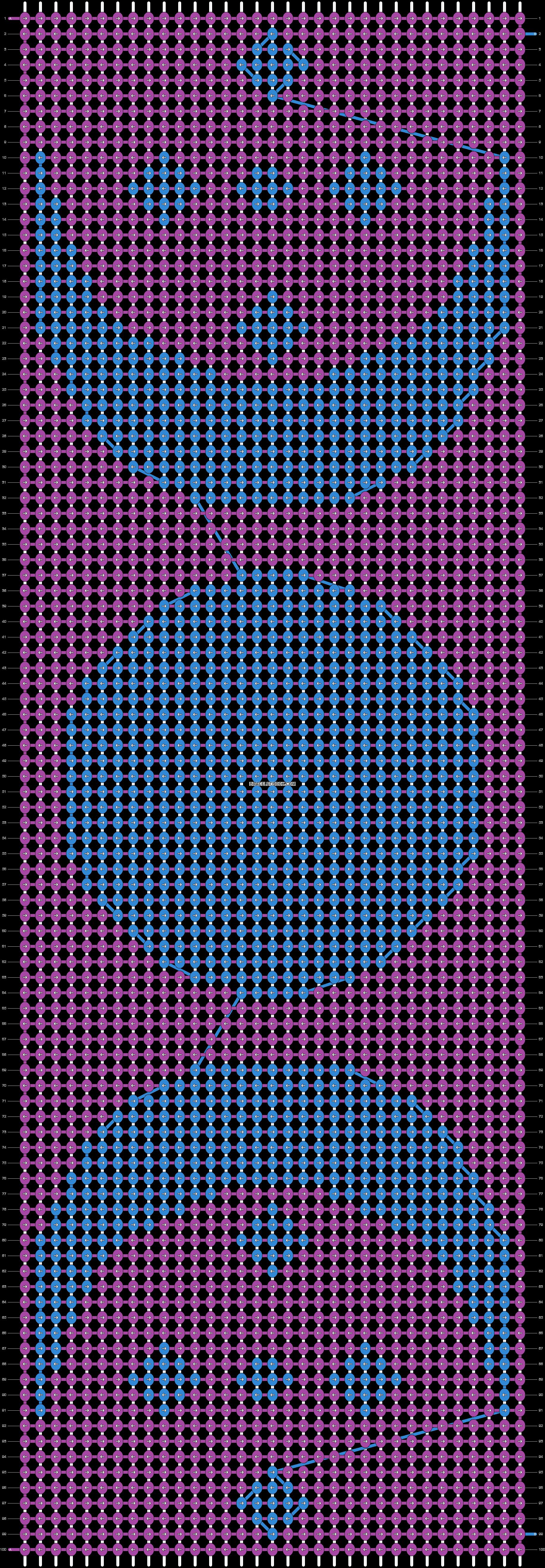 Alpha pattern #88335 pattern